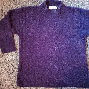 Vintage milano sweater womens m